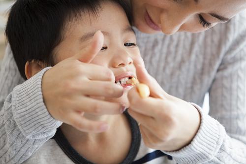 tandenpoetsen kind